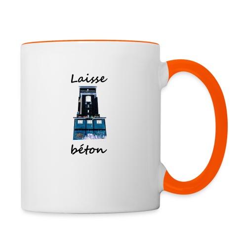 laisse_b--ton-png - Mug contrasté