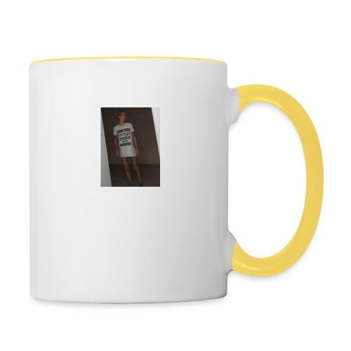 GROSSE GROSSE COLLAB x Kenny - Mug contrasté