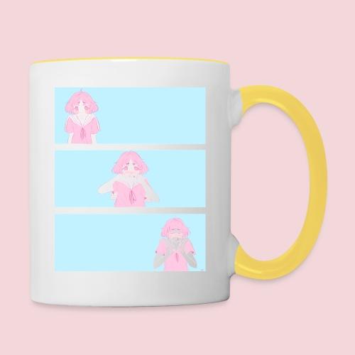 I like you! - Contrasting Mug