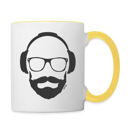 *NEW* Like a Dj (H) - Mug contrasté