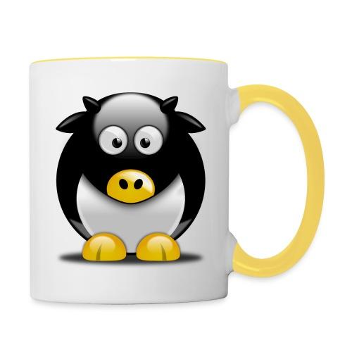 Mascotte MayLUG - Mug contrasté