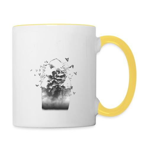 Verisimilitude - T-shirt - Contrasting Mug