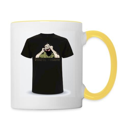 tt34 - Mug contrasté