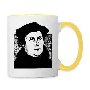 Plain Luther - Contrasting Mug