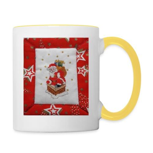 Cialone - Mug contrasté