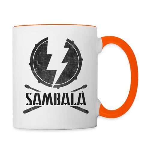 Batucada Sambala - Taza en dos colores
