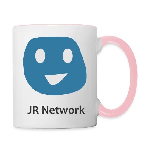 JR Network - Contrasting Mug