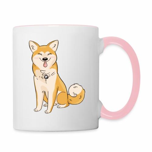 Akita Yuki Logo - Contrasting Mug