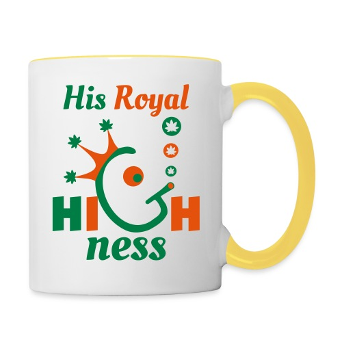His Royal Highness - Contrasting Mug