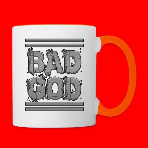 BadGod - Contrasting Mug