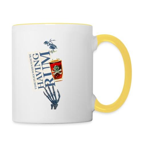 Rum needs - Contrasting Mug