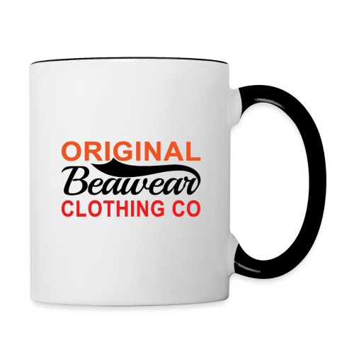 Original Beawear Clothing Co - Contrasting Mug