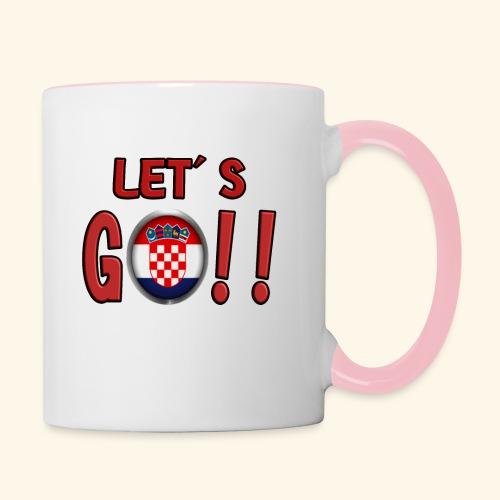 Go Croatia - Tazze bicolor