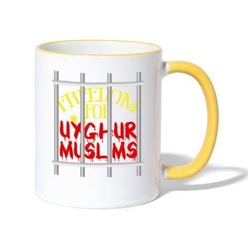Freedom - Contrasting Mug
