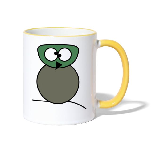 Owl crazy - c