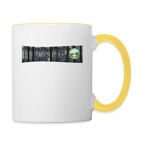 HANTSAR Forest - Contrasting Mug