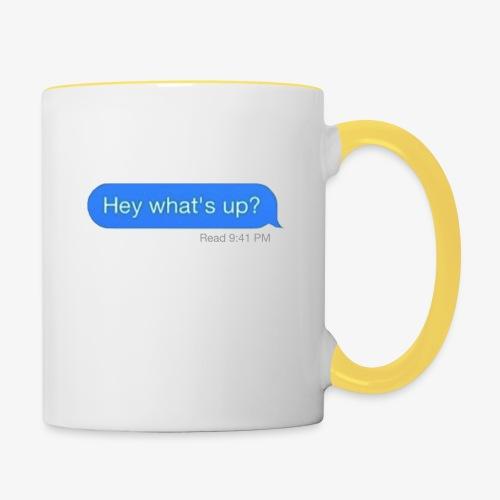 READAT - Contrasting Mug