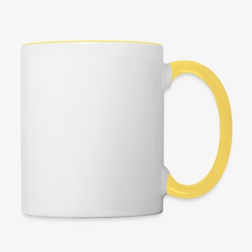HODL-when lambo-w - Contrasting Mug