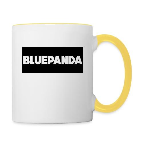 BLUE PANDA - Contrasting Mug