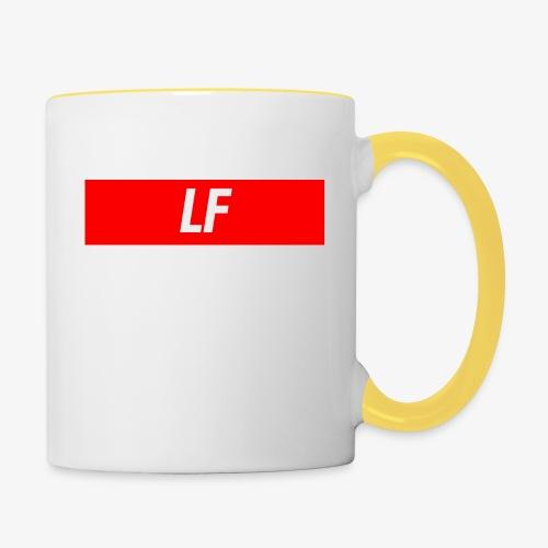 LF Box - Tvåfärgad mugg