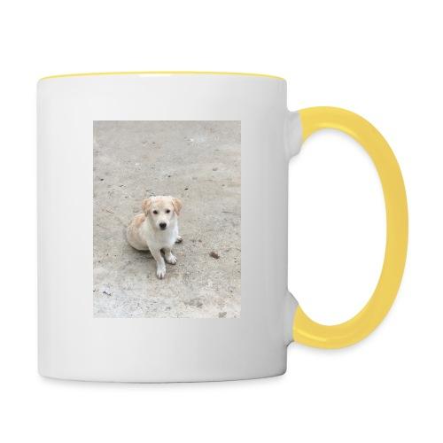Dogg - Tasse zweifarbig