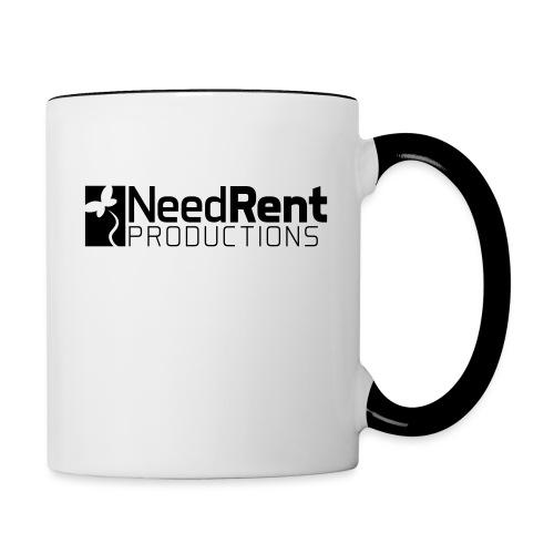 NeedRent Produktions - Tofarvet krus