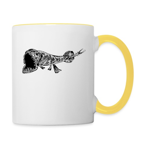 A fish called Grossmaul - Contrasting Mug