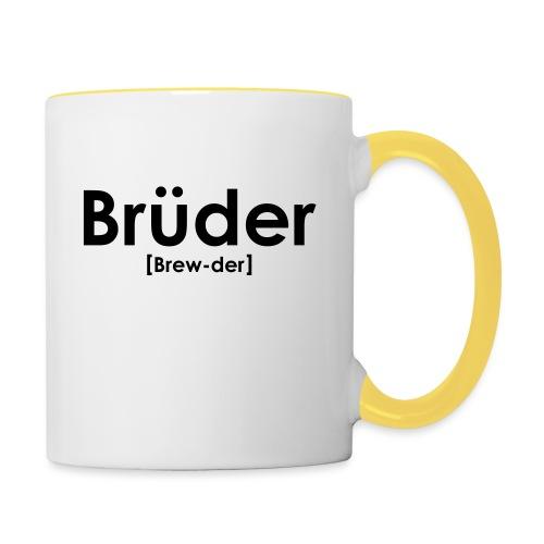 Brüder IPA - Contrasting Mug
