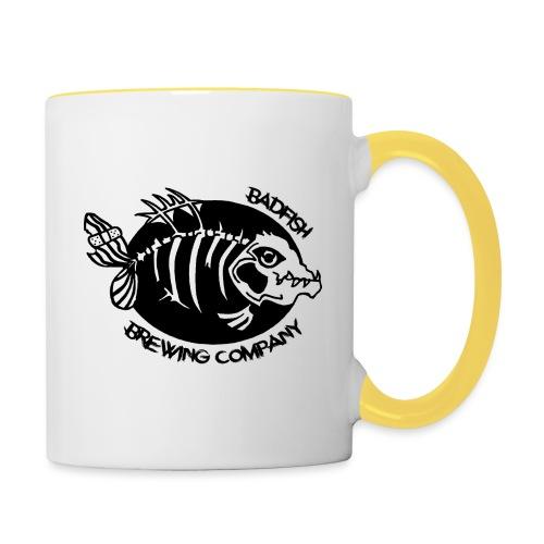 Grand logo devant - Mug contrasté