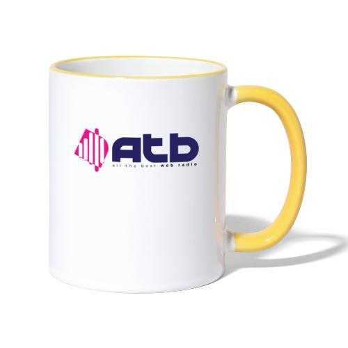 radio logo 2 - Contrasting Mug