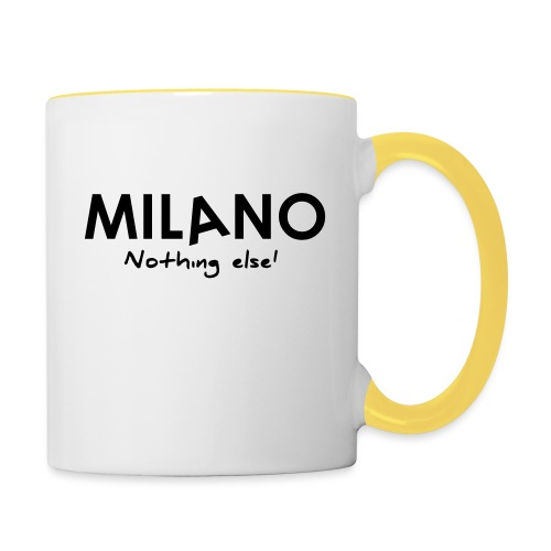 milano nothing else - Tazze bicolor