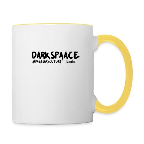 Habits & Accésoire - Private Membre DarkSpaace - Mug contrasté