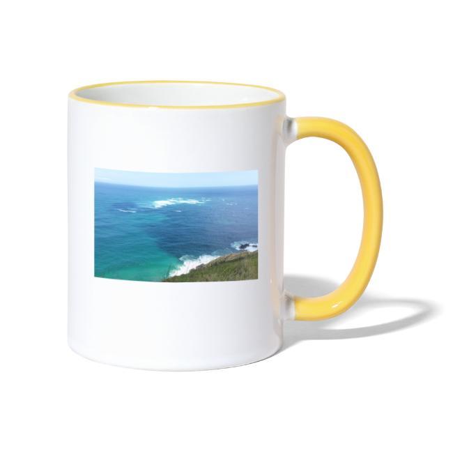 Pazifik türkis blau Natur - Cape Reinga Neuseeland