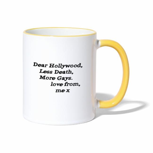 Dear Hollywood