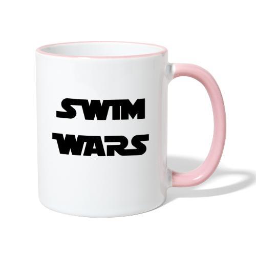 SWIM WARS - Tazze bicolor