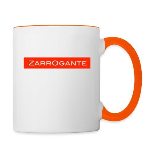 BasicLogoRed - Tazze bicolor