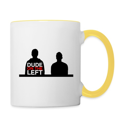 LEFT. - Contrasting Mug