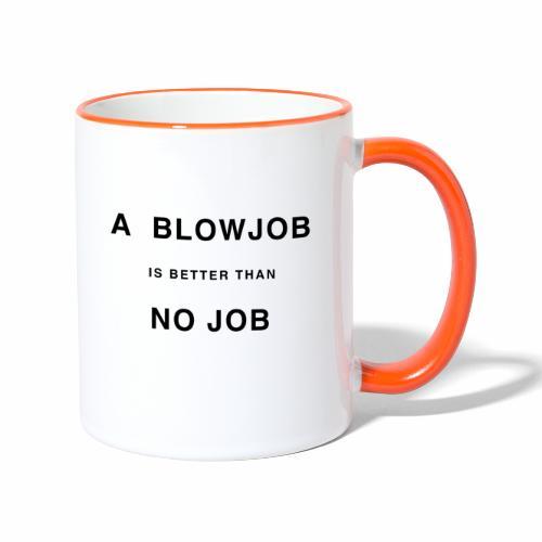 HR Mantra - Mug contrasté