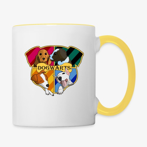 Dogwarts Logo - Contrasting Mug