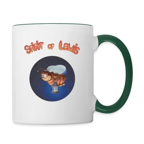 Spirit of Lewis - Mug contrasté