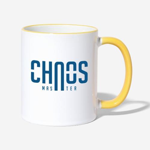 Chaos-Meister - Tasse zweifarbig