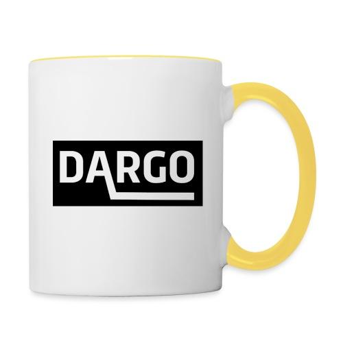 DARGO Primal (accessori) - Tazze bicolor