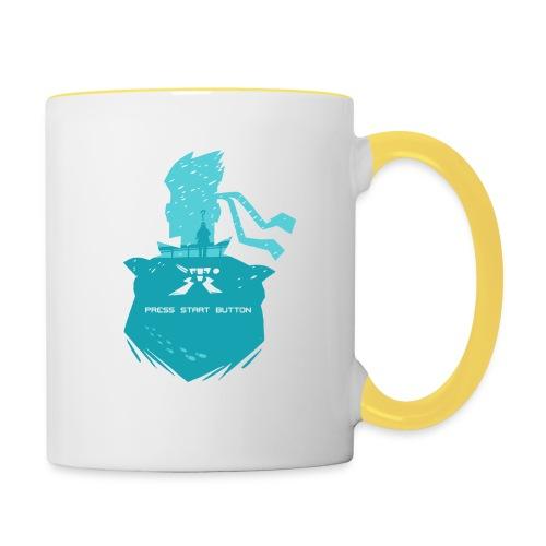 Shadow Moses - Contrasting Mug