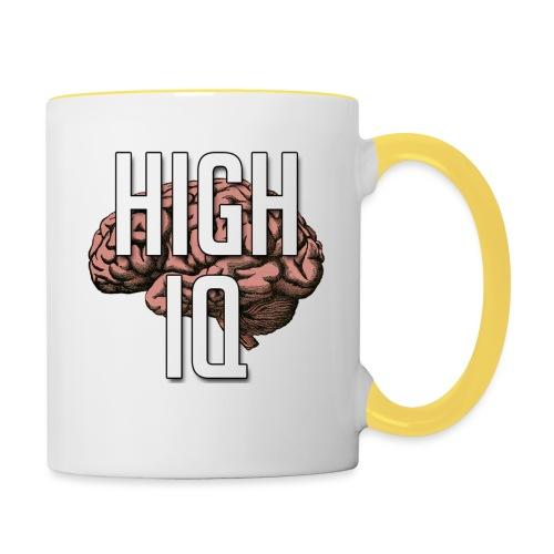 XpHighIQ - Mug contrasté
