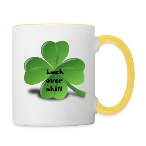 Luck over skill - Tofarget kopp