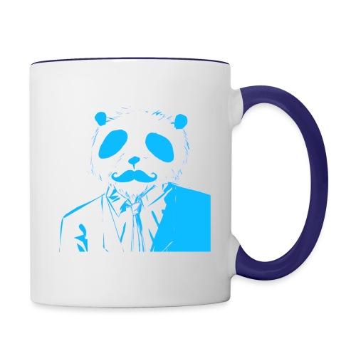 BluePanda Logo - Contrasting Mug
