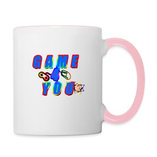 Game4You - Contrasting Mug