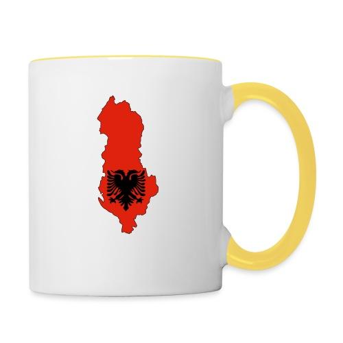 Albania - Mug contrasté