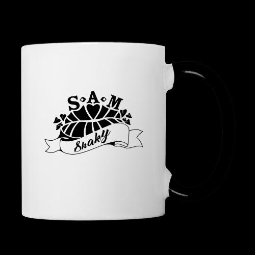 SamShaky - Kaksivärinen muki