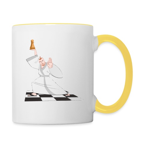 Tell it to the hand! - Contrasting Mug